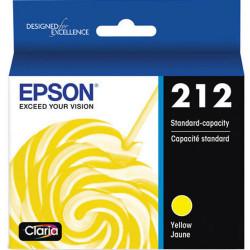 Epson 212 Ink Cartridge Yellow