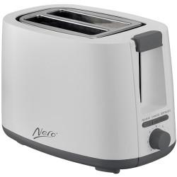 Nero 2 Slice Toaster White