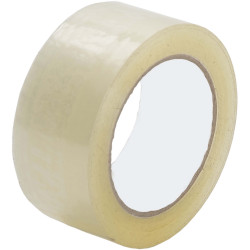 Cumberland Packaging Tape 50 Micron 48mmx75m Clear Pack 6