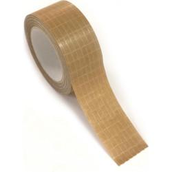 UBIS Paper Tape Reinforced 4850 Environmental 48mmx25m Kraft Brown