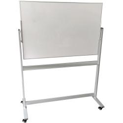 Quartet Penrite Premium Mobile Whiteboard 1200x900mm White/Silver