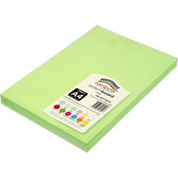 Rainbow System Board A4 150gsm Mint 100 Sheets