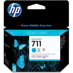 HP CZ130A 711 Ink Cartridge 29ml Cyan