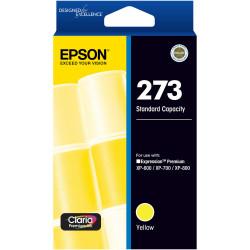 EPSON INK CARTRIDGE 273 Yellow