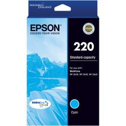 EPSON INK CARTRIDGE 220 Cyan