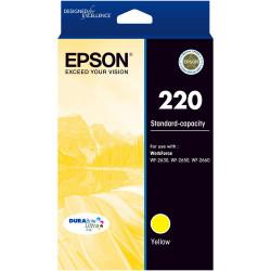EPSON INK CARTRIDGE 220 Yellow
