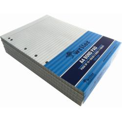 Note A4 Bond 100 Leaf 7 Hole Pad
