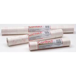 CONTACT SELF ADHESIVE COVERING 20mx300mm -60Mic Gloss