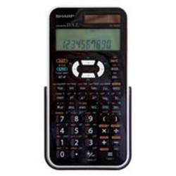 SHARP EL506XBWH CALCULATOR Advanced Scientific 469 Func