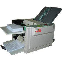 SUPERFAX PF340 PAPER FOLDER fold up to 7800 per hour