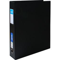 Bantex Binders A3 3D 65mm Upright Black