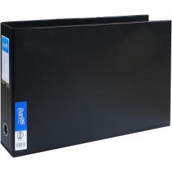 Bantex Binders A3 3D 65mm Landscape Black