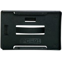 MULTICARD HOLDER LSCAPE/PORT PK10 BLK ID SECURITY PKT10
