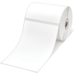 Brother RD-S02C1 Printer Label Die Cut 102x152mm White