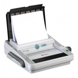 BINDING MACHINE COMB/WIRE ELECTRIC CWB406E
