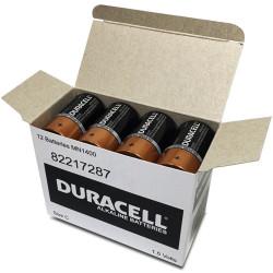C SINGLE BATTERY PC1400 DURACELL DUR-30005993 SIZE C