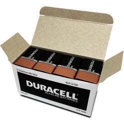 DURACELL  9V SINGLE BATTERY 9 volt DUR-30005995